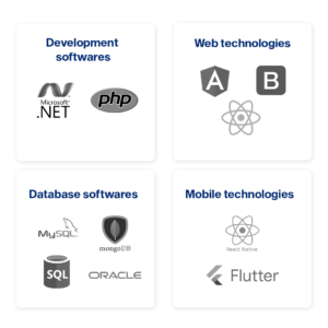 Examples of iOS and Android Tech Stack